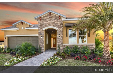 33629 South Tampa Florida New Homes Communities