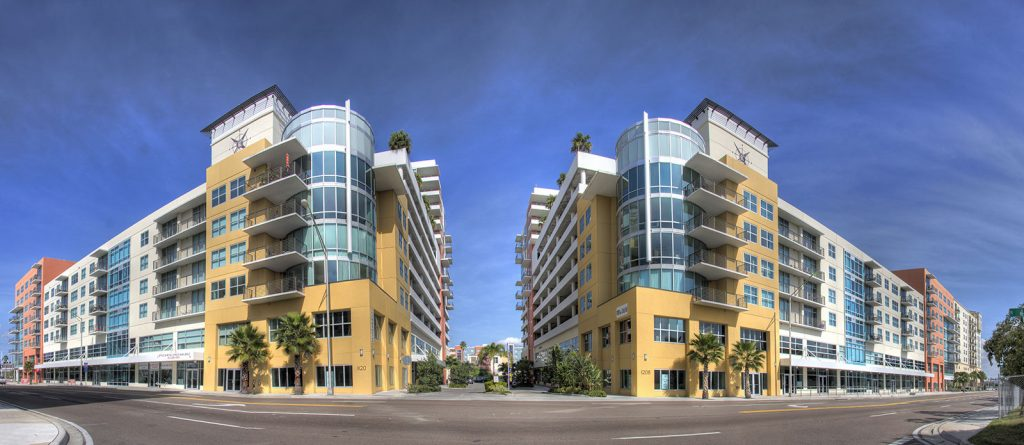 GRAND CENTRAL AT KENNEDY RESIDENCES Downtown Tampa Florida Condominiums Community
