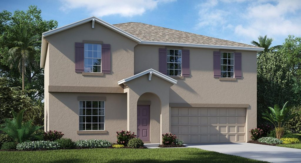 Ayersworth Glen Subdivision Wimauma Florida New Homes Community