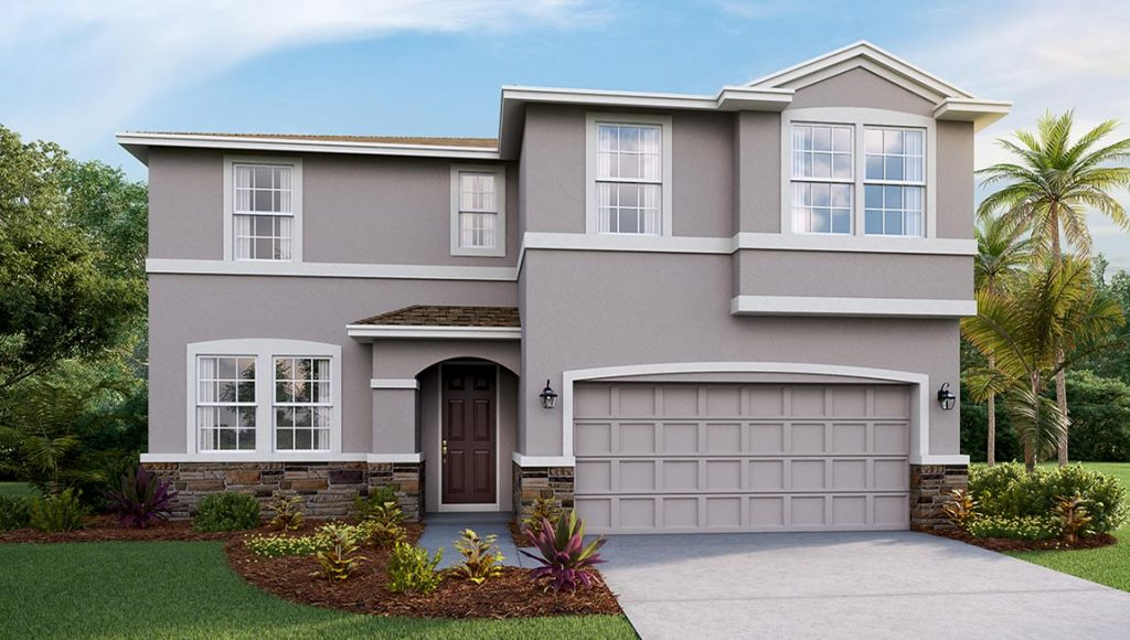 APOLLO BEACH FLORIDA New Home Communities