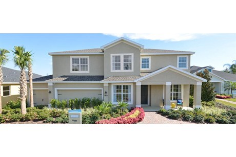 Lucaya Lake Club Riverview Florida New Homes Community