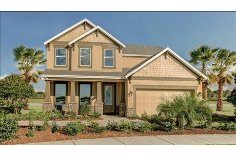 Avalon Park Wesley Chapel Florida New Homes Community