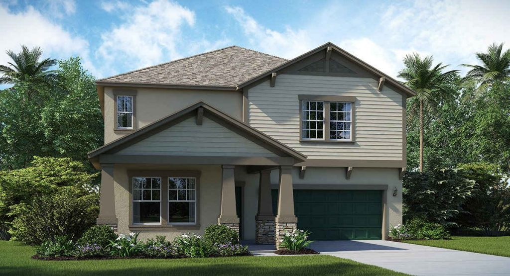 Ballantrae Riverview Florida New Homes Community