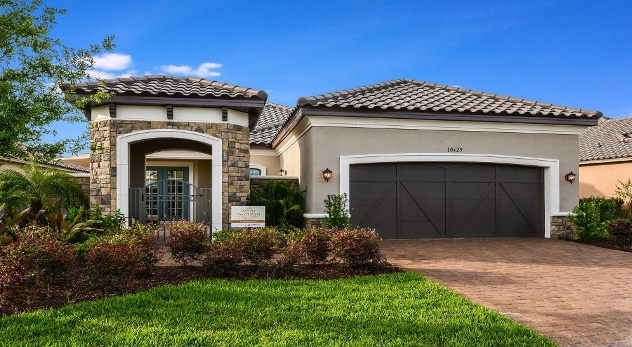 Esplanade at Lakewood Ranch Lakewod Ranch Florida New Homes Community