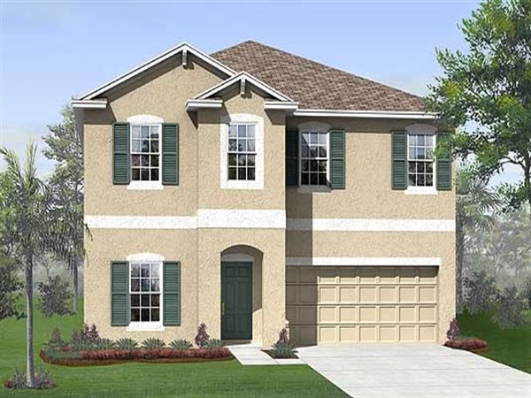 GRAYBROOK AT WATERGRASS WESLEY CHAPEL FLORIDA NEW HOMES COMMUNITY