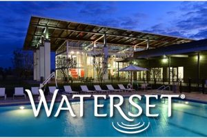 WaterSet Subdivision New Master-Planned Community Apollo Beach Florida