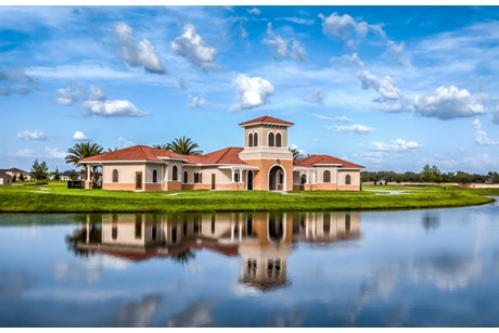 Sereno Subdivision New Home Community Wimauma Florida 33598