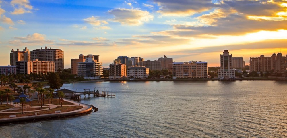 Down Town Sarasota Florida New Condominiums & Homes Communities