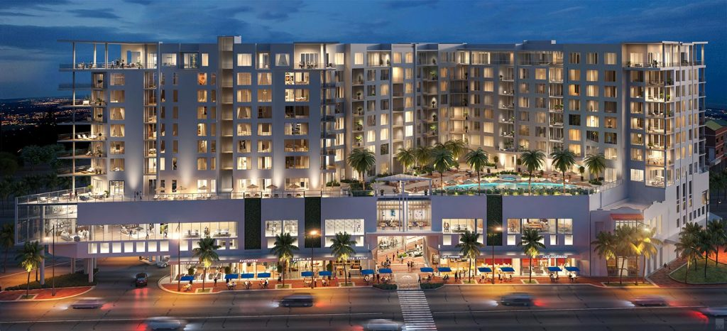 The Mark Sarasota Florida New Condominiums Community