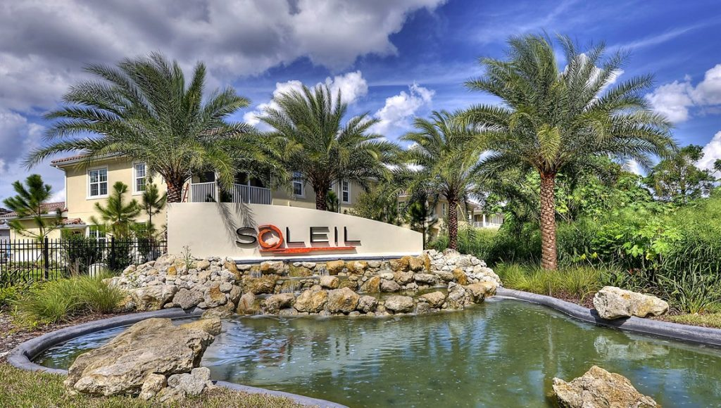 Soleil West Sarasota Florida New Homes & Coach Homes Community