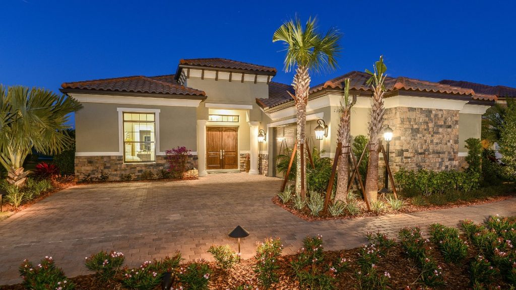 Esplanade Golf Club At Lakewood Ranch Florida New Homes Community