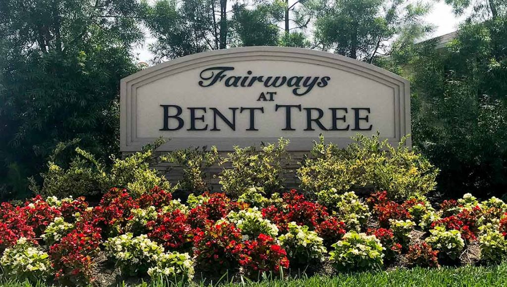 Bent Tree Sarastoa Florida New Homes Community
