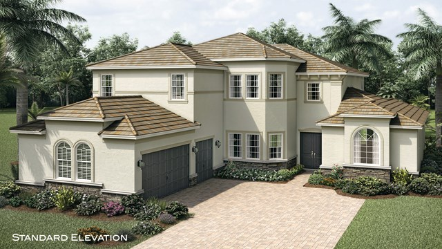 The Ridge at Wiregrass Ranch Wesley Chapel Florida New Homes Community