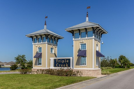 TRIPLE CREEK​ ​Riverview Florida New Master Planned Community