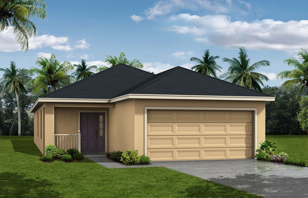 AMBER GLEN Palmetto Florida New Homes Community