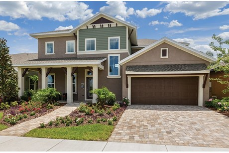 CalAtlantic Homes Lakewood Ranch & Riverview Florida New Homes Community