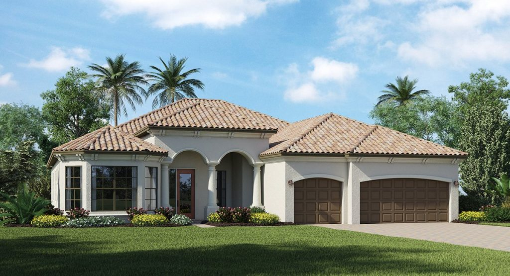 Bridgewater At Lakewood Ranch Bradenton Florida New Homes Community