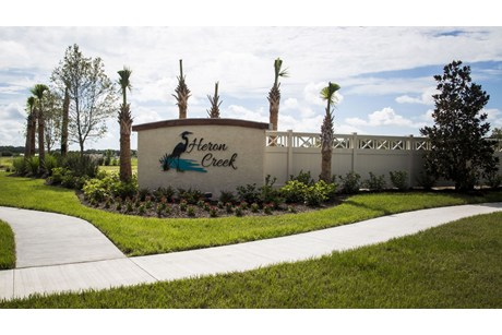 HERON CREEK Palmetto Florida New Homes Community