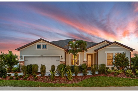 SUMMERSET AT SOUTHFORK Riverview Florida New Homes Community