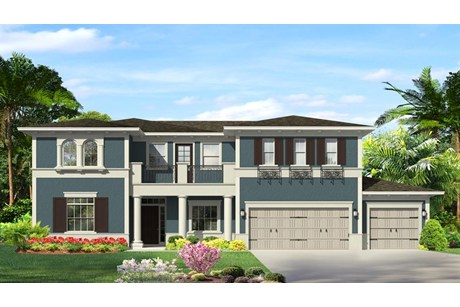 Wesley Chapel Florida New Homes Communities