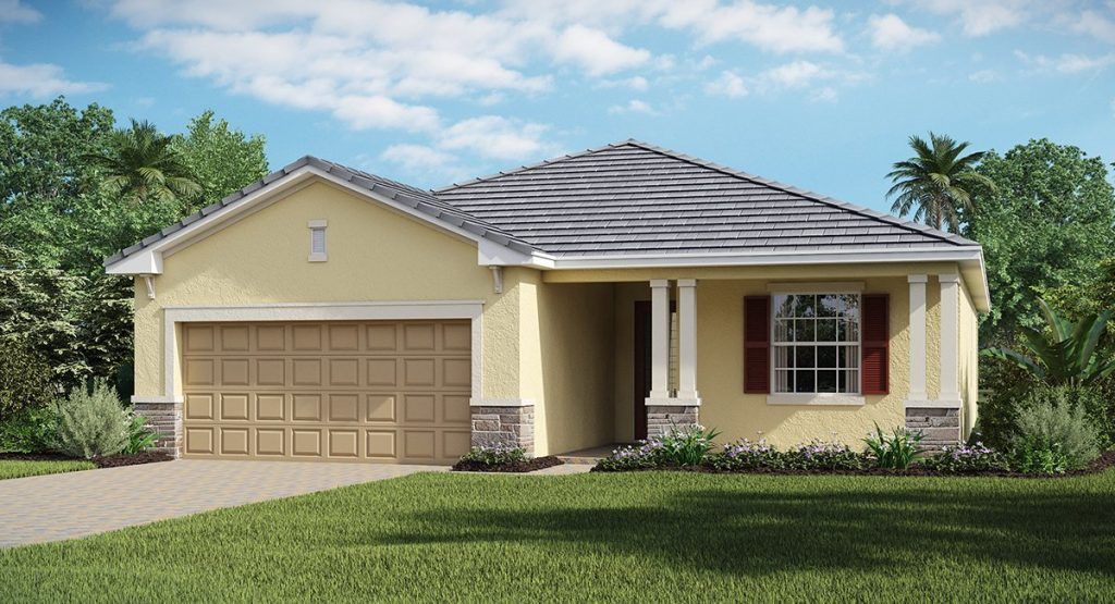 Polo Run: The Venice Lennar Homes Lakewood Ranch Florida New Homes Communities