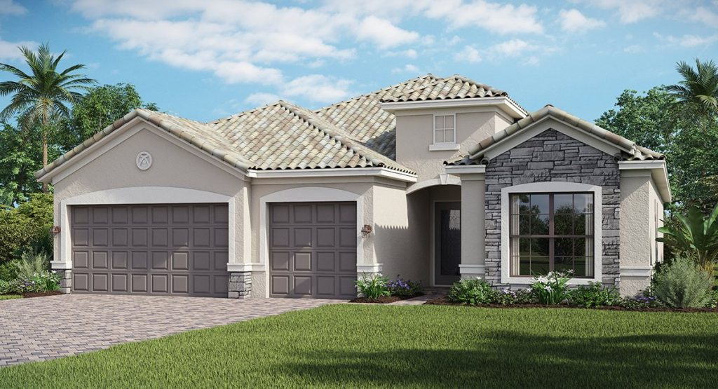 Copperleaf: The Summerville II Lennar Homes Bradenton Florida New Homes Communities