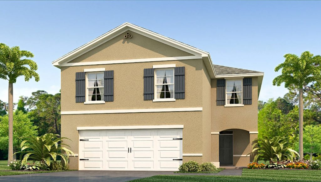 Taho Woods Valrico Florida New Homes Community