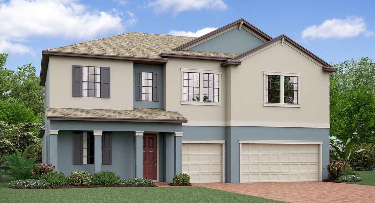 T​riple Creek​ New Home Community Riverview Florida