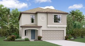Cypress Mill New Homes Community Sun City Center Florida