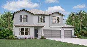 The Helena  Model Tour  Lennar Homes Tampa Florida