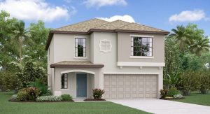 The  Boston Model Tour Lennar Homes Riverview Florida