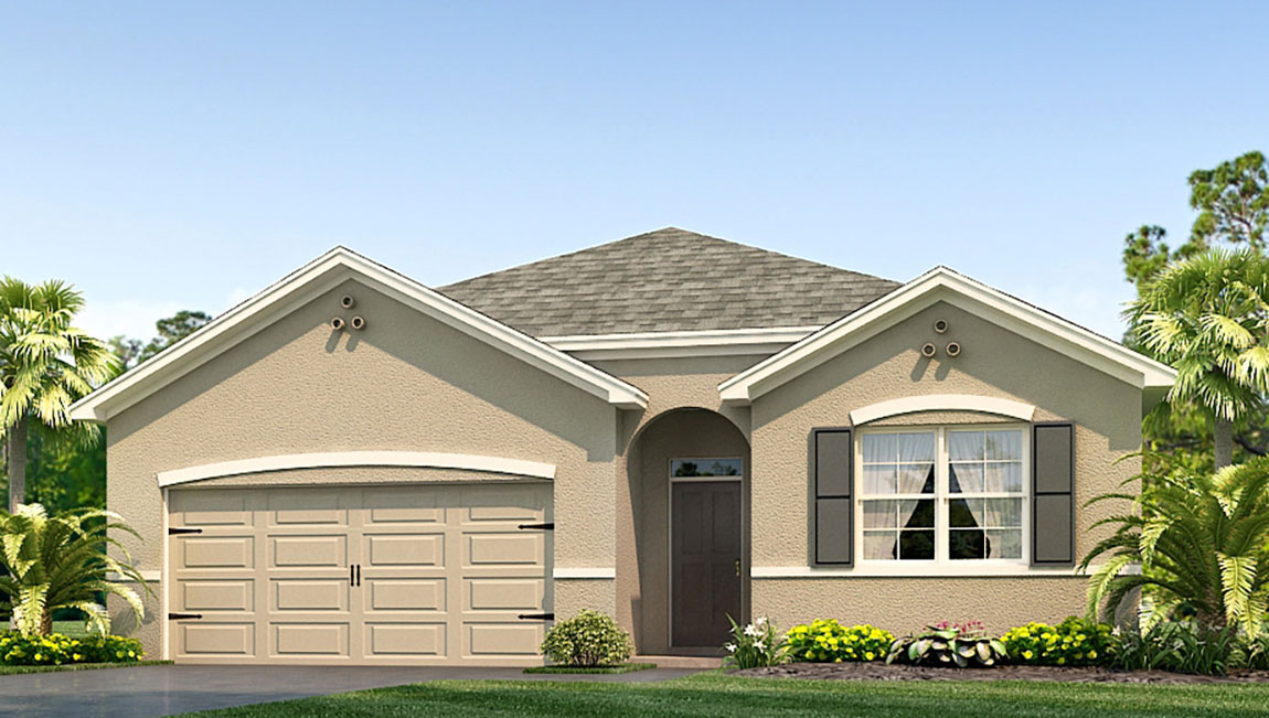New Home Community Zephyrhills Florida