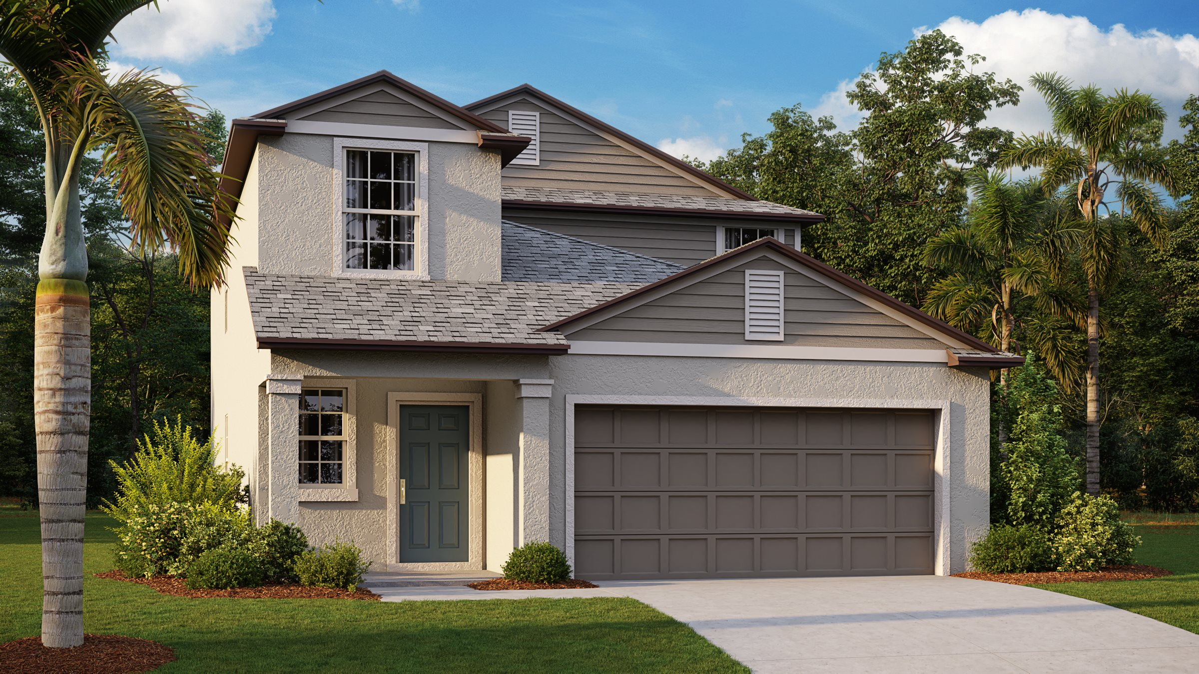 Hawks Glen Manors New Home Community Ruskin Florida