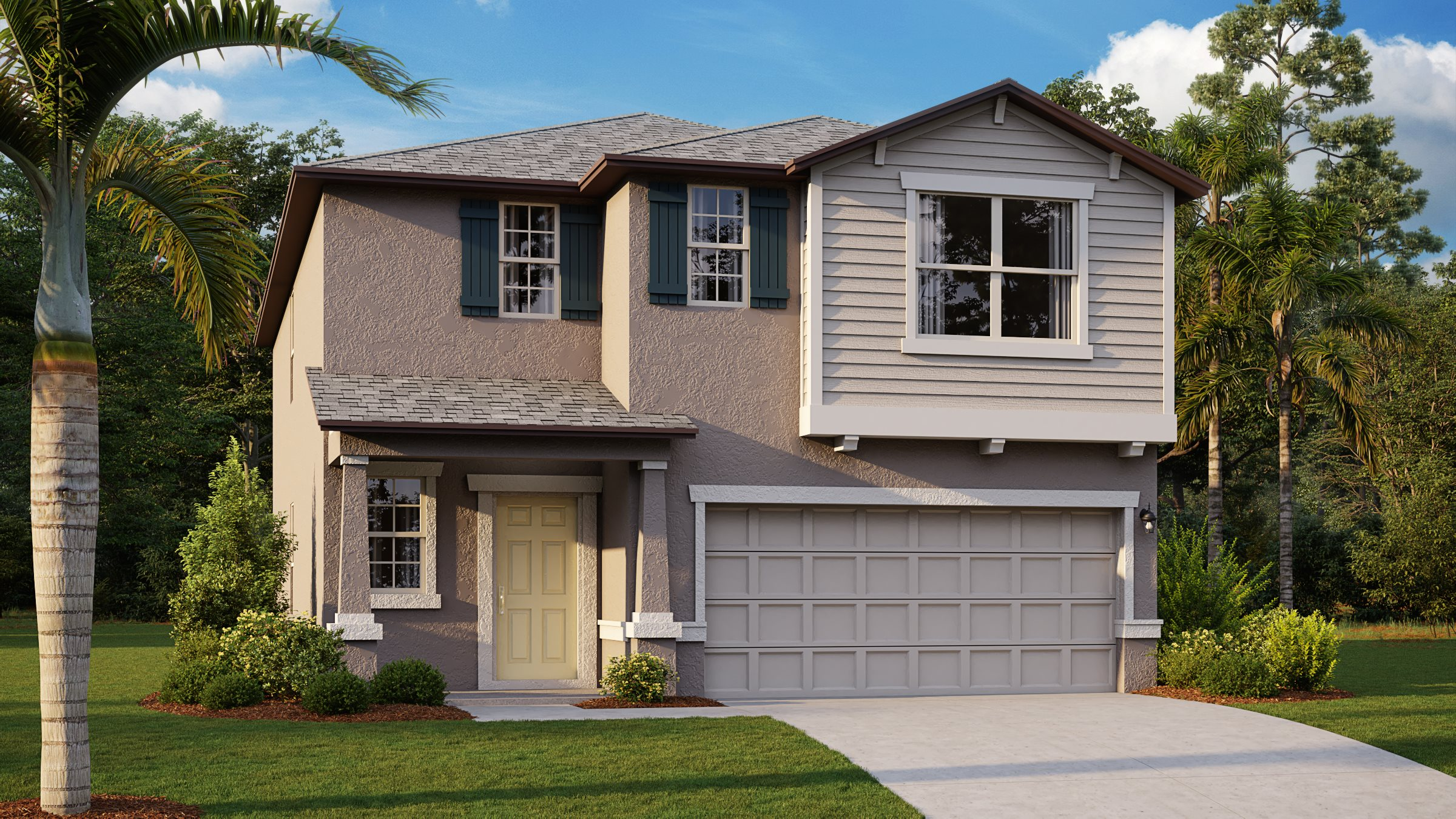 The Seattle Model Tour Hawks Glen Manors Lennar Homes Ruskin Florida